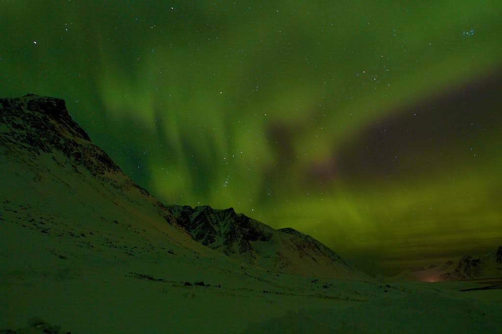 4x4 tour: Northern Lights Hunting in the Wilds Near Akureyri