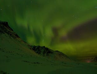 4x4 Tour | Northern Lights Hunting in the Wilds Near Akureyri