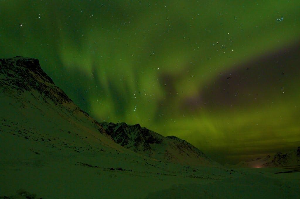 Wycieczka 4x4 | Zorza polarna z Akureyri