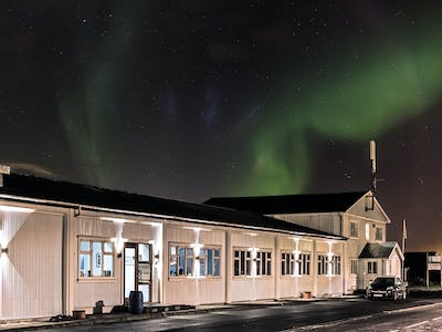 Bakki Hostel & Apartments in South Iceland
