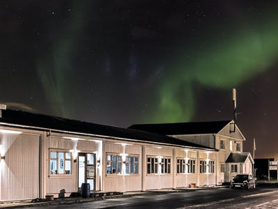 Bakki Hostel & Apartments in South Iceland