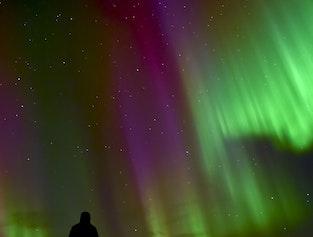 Golden Circle Afternoon & Northern Lights Tour from Reykjavík