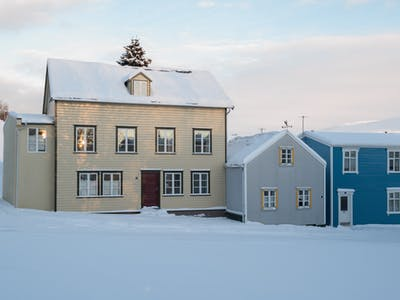 Beautiful Villa in Akureyri