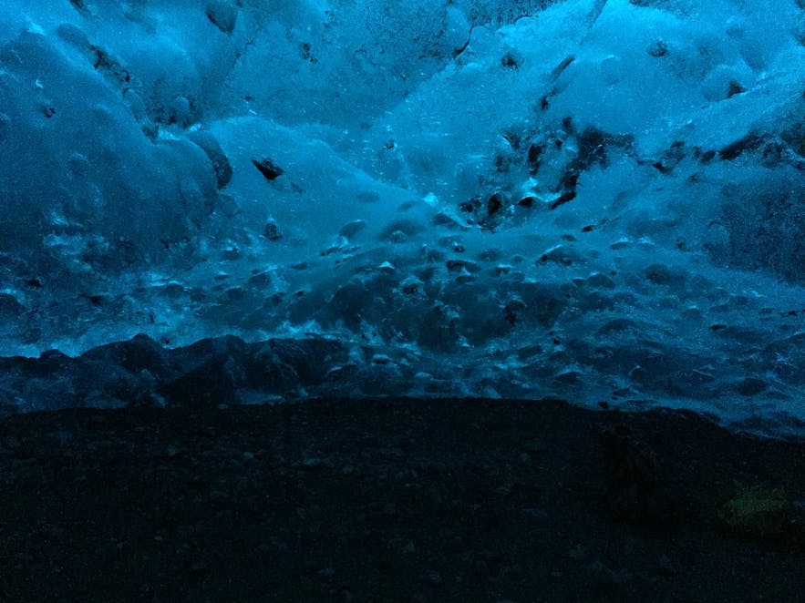 Tour por una Cueva de Hielo