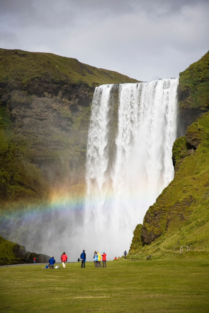 6 Days Circle of Iceland Guided Tour