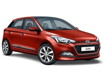 Hyundai  i20 Automatic 2017