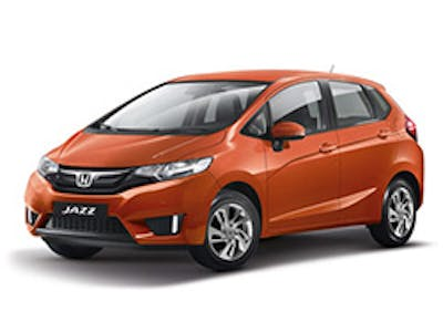 Honda Jazz Automatic 2017