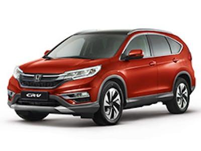 Honda CR-V Executive 4x4 Automatic 2018