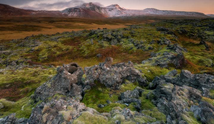 Spersonalizowany 7-dniowy pakiet wakacyjny pełny najważniejszych lokalizacji na Islandii