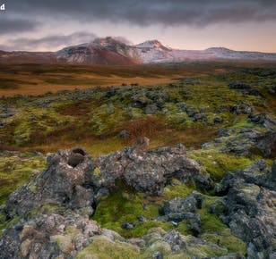 サマーパッケージ7日間   自分で作るアイスランド旅行