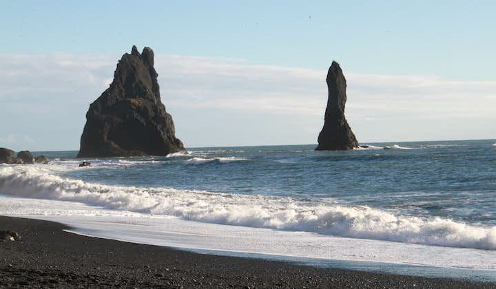 Reynisdrangar are but one example of fascinating geological features said to be trolls.
