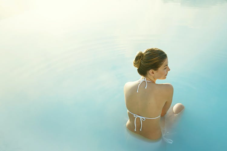 Visiting the Blue Lagoon Geothermal Spa makes for the perfect end to your Iceland adventure.