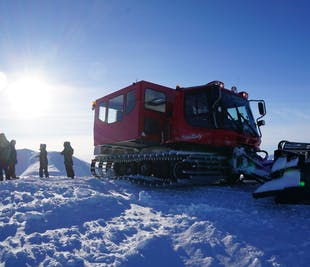 Snowcat Sightseeing on Mulakolla Mountain