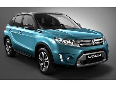 Suzuki Vitara Automatic 2016