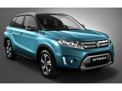 Suzuki Vitara (Manual) 2017