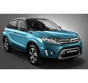 Suzuki Vitara (boîte manuelle) 2017