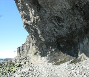 Unter den Klippen von Svalvogar | ab Isafjördur
