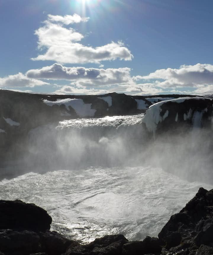 Norte de Islandia, magia por todas partes