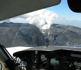 Scenic Flying Tour   Volcanoes, South Highlands & Great Glaciers
