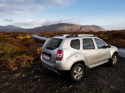 Dacia Duster 4x4 incl.GPS 2016- 2018