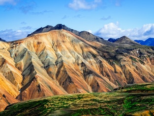 3 Day Landmannalaugar Tour | The Golden Circle, Jökulsarlon Glacier Lagoon & South Coast
