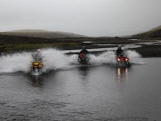 ATV Tour | Markarfljotsgljufur Canyon & Landmannalaugar Valley