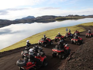 Super ATV Tour | Highlands Custom Route