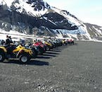 Þórsmörk is one of the wildest and most exciting regions in the country to partake in an ATV Tour.