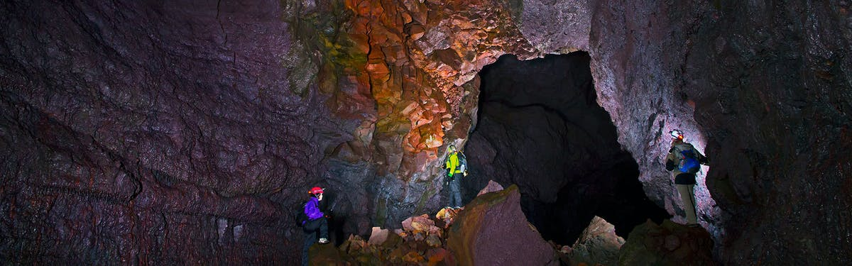 The Cave hero image