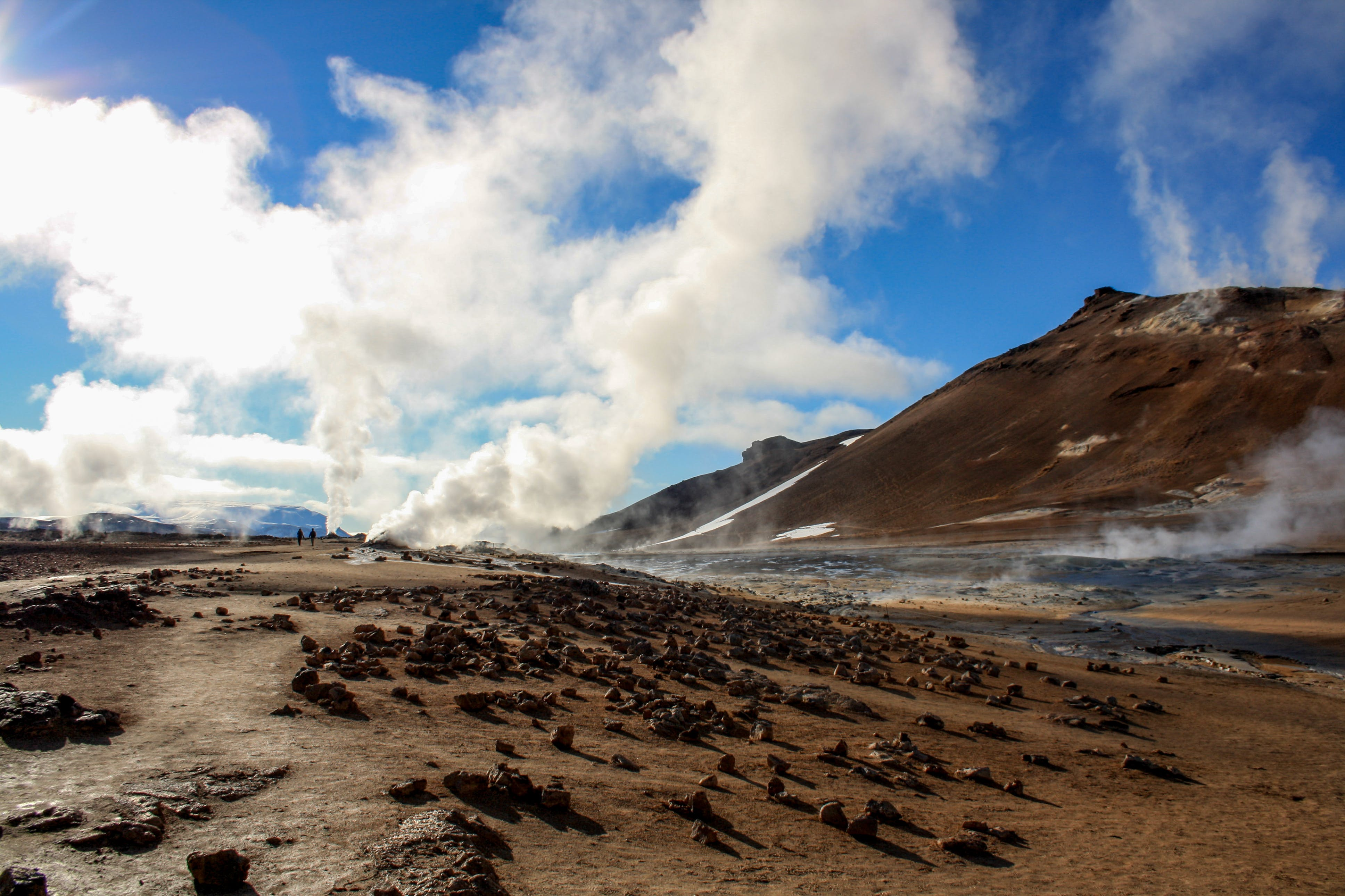 Tagestour zum See Mývatn | mit Flug ab Reykjavík