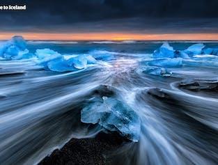 Autotour de 5 jours   Reykjavik, Blue Lagoon, Cercle d'Or & Jokulsarlon