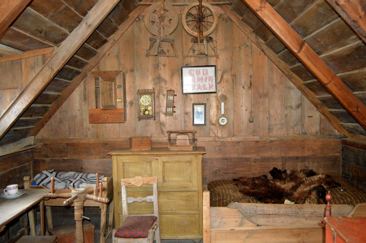 Skógar Museum - An Excellent Regional Museum and a Turf House in South-Iceland!