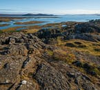 The Reykjanes Peninsula is a stretch of lava landscapes and dramatic coastlines.