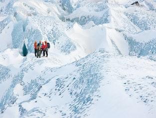 2 Day South Coast - Glacier hike in Skaftafell & Jökulsárlón Glacier Lagoon