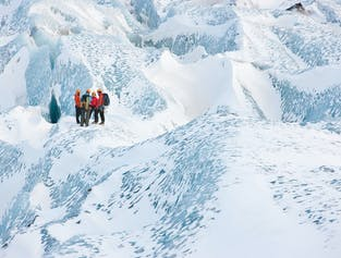 2 Day South Coast Tour | Glacier Hike in Skaftafell & Jokulsarlon Glacier Lagoon