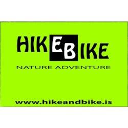 Hike and Bike  logo