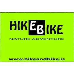 Hike and Bike  logo