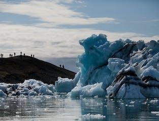 周遊バスツアー6日間|アイスランド一周