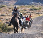Your horseback riding guides are very experienced, and there are options to be led by German or Scandinavian language speakers.