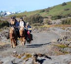 Horseback riding is an incredible way to expose yourself to the beauty of Iceland's nature.