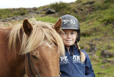 現地発   6歳から参加可能!家族で楽しめる乗馬体験!