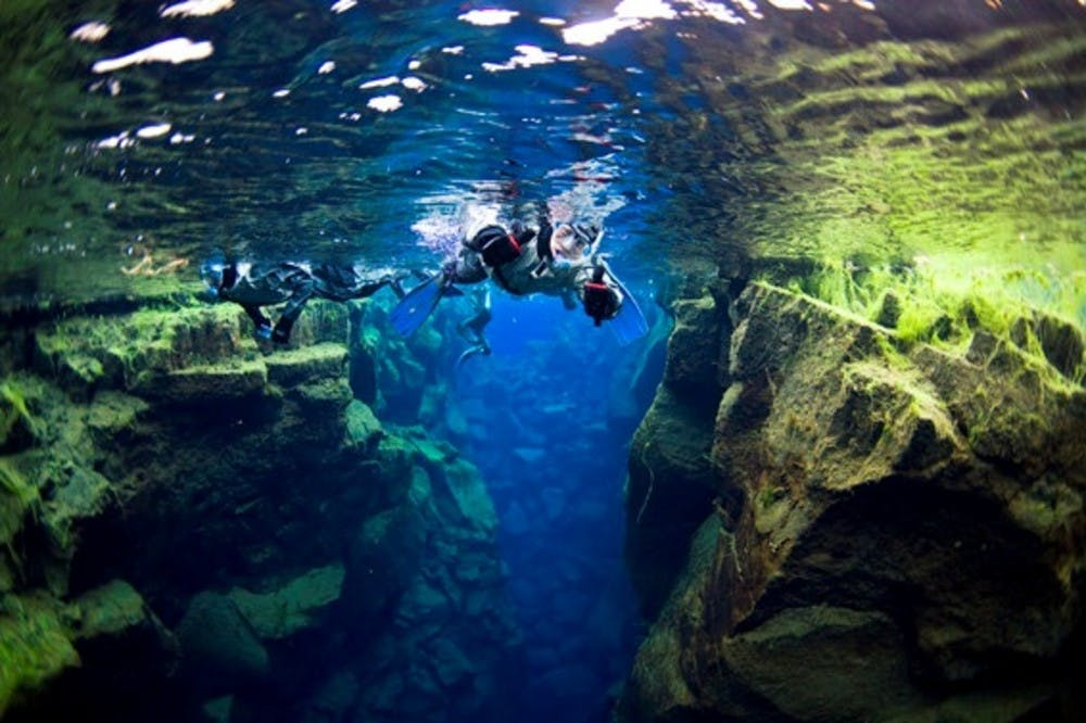 The Blue Lava Tour | Riding & Snorkeling at Silfra