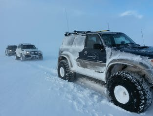 Drangajokull Glacier Adventure
