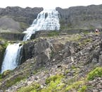 The Westfjord's Dynjandi waterfall is truly a sight to behold.