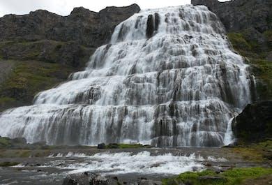 Visite des chutes de Dynjandi et des Fjords de l'Ouest | Depuis Isafjordur