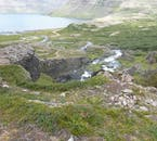 The Westfjords of Iceland are filled with beautiful mountain ranges.