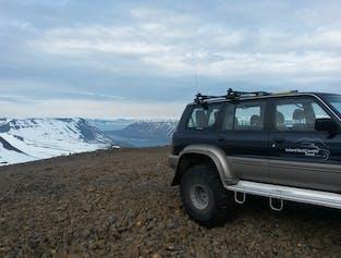 Isafjordur Mountain View