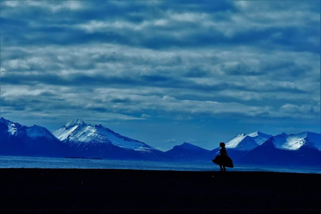 冰岛的4月