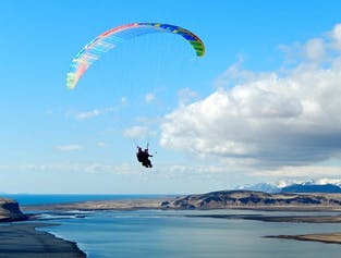 South Coast & Paragliding | Adventure Day Tour