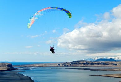 South Coast & Paragliding Combo Adventure Day Tour